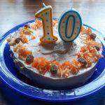 Quark-Leberwurst-Torte