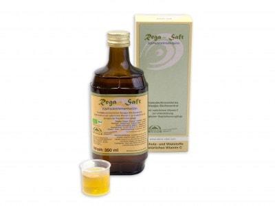 350ml Flasche Rega-Saft