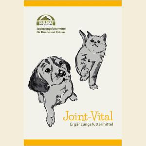 joint-vital für Hunde und Katzen